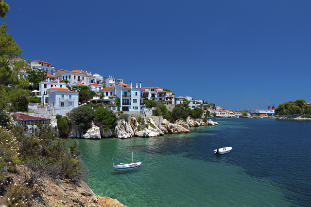 Cheap London Skiathos flights