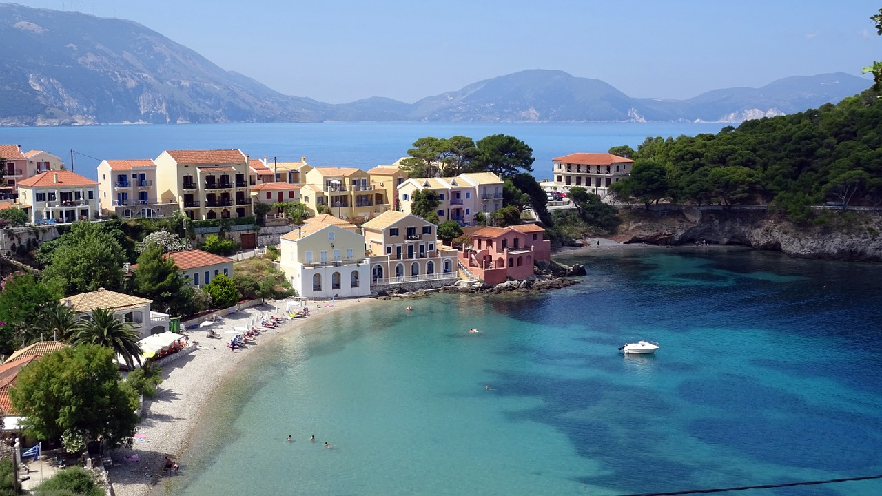 Beautiful Kefalonia, Greece