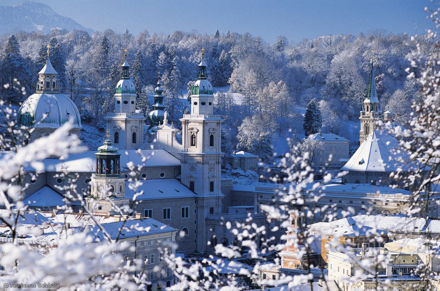 Cheap charter flights to salzburg atol protected for Cheapest vacations in january