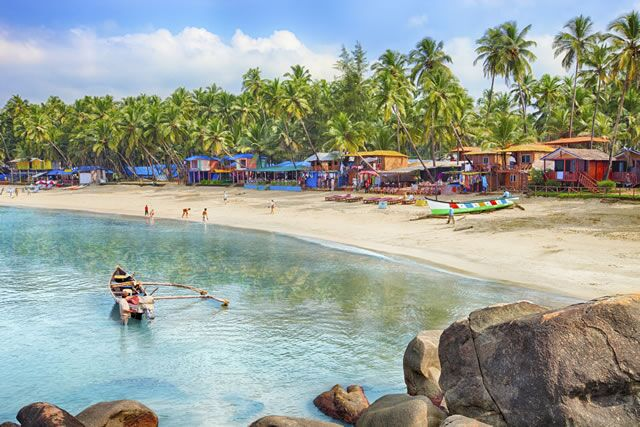 Cheap flights to goa